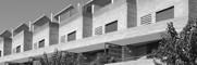 <p>7 viviendas adosadas ubicadas en la Urbanización Cerromar de Peñíscola.</p>