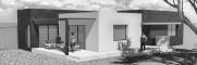 <p>Rehabilitación de vivienda unifamiliar existente. Estudio de materialidad en fachadas.</p>