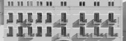 <p>Anteproyecto de edificio de apartamentos.</p>
